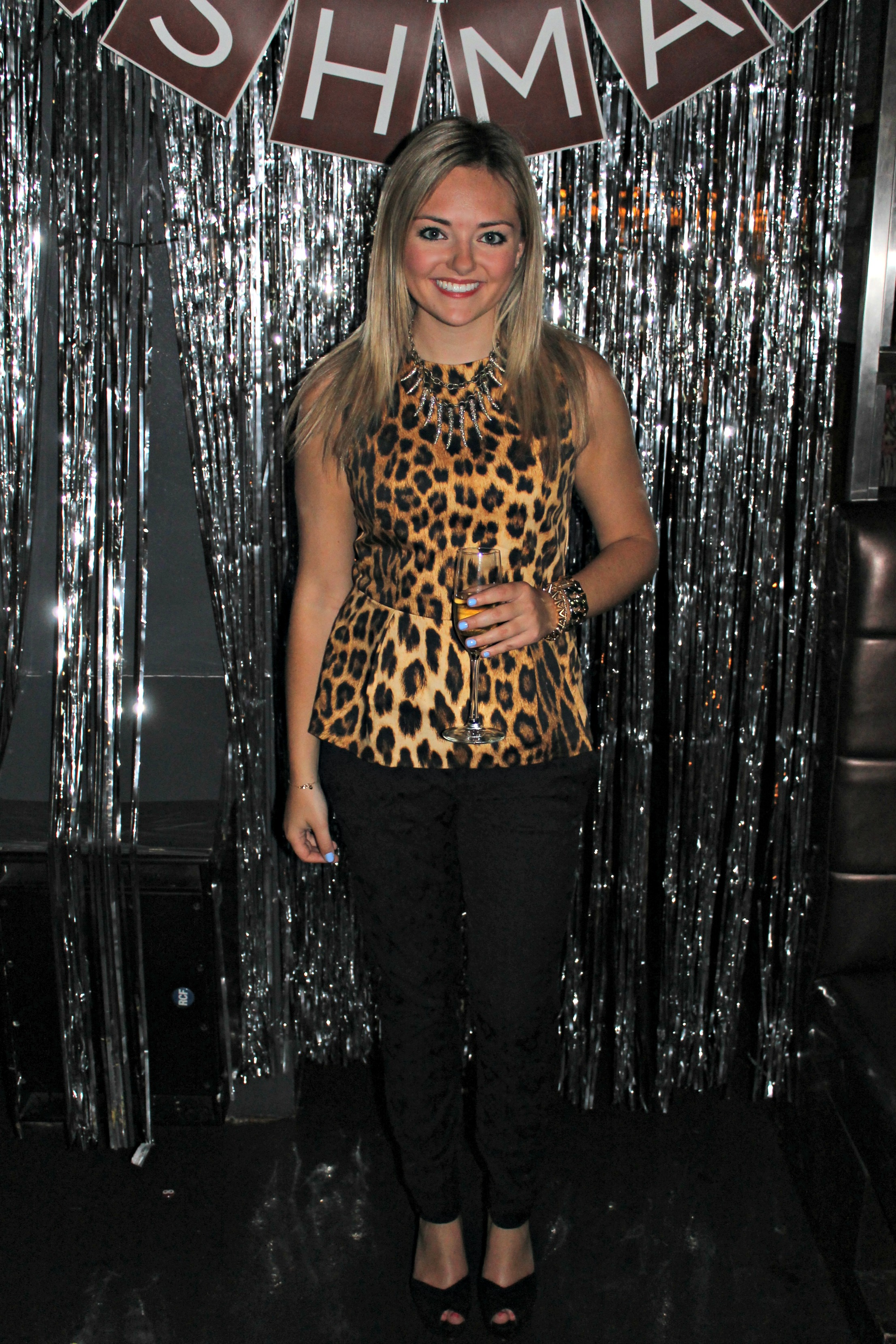 Leopard & Lace 1
