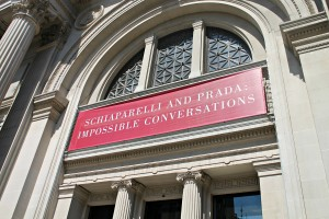 Schiaparelli and Prada Impossible Conversations