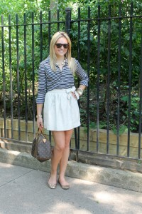 Skirt + Stripes 2