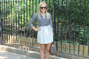 Skirt + Stripes 3