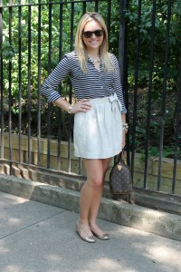 Skirt + Stripes 4