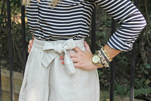 Skirt + Stripes 6