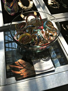 Bowl of Bangles - Sequin NYC