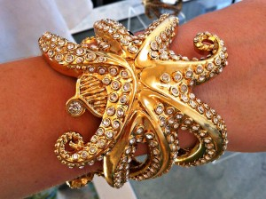 Octopus Cuff - Sequin NYC