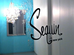 Sequin Showroom