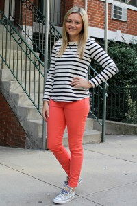 Stripes & Sneakers 1