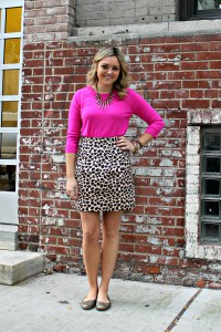 Pink + Leopard