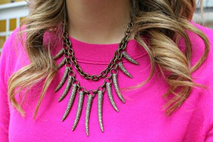 Sequin NYC Necklace