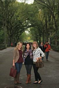 Stroll Through Central Park
