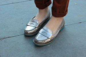 Cole Haan Metallic Loafer.jpg