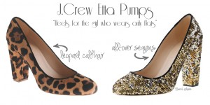 J.Crew Etta Pumps