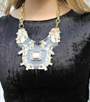 Bauble Bar Adia Kibur Necklace