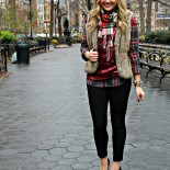 Sequins, Plaid, and (Faux) Fur