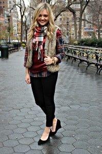 Sequins, Plaid, and Faux Fur