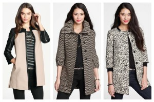 Ann Taylor Spring Jackets