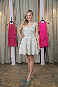 Erin Fetherston Wedding Cake Dress