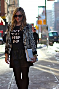 Marc Jacobs Off the Deep End Tee