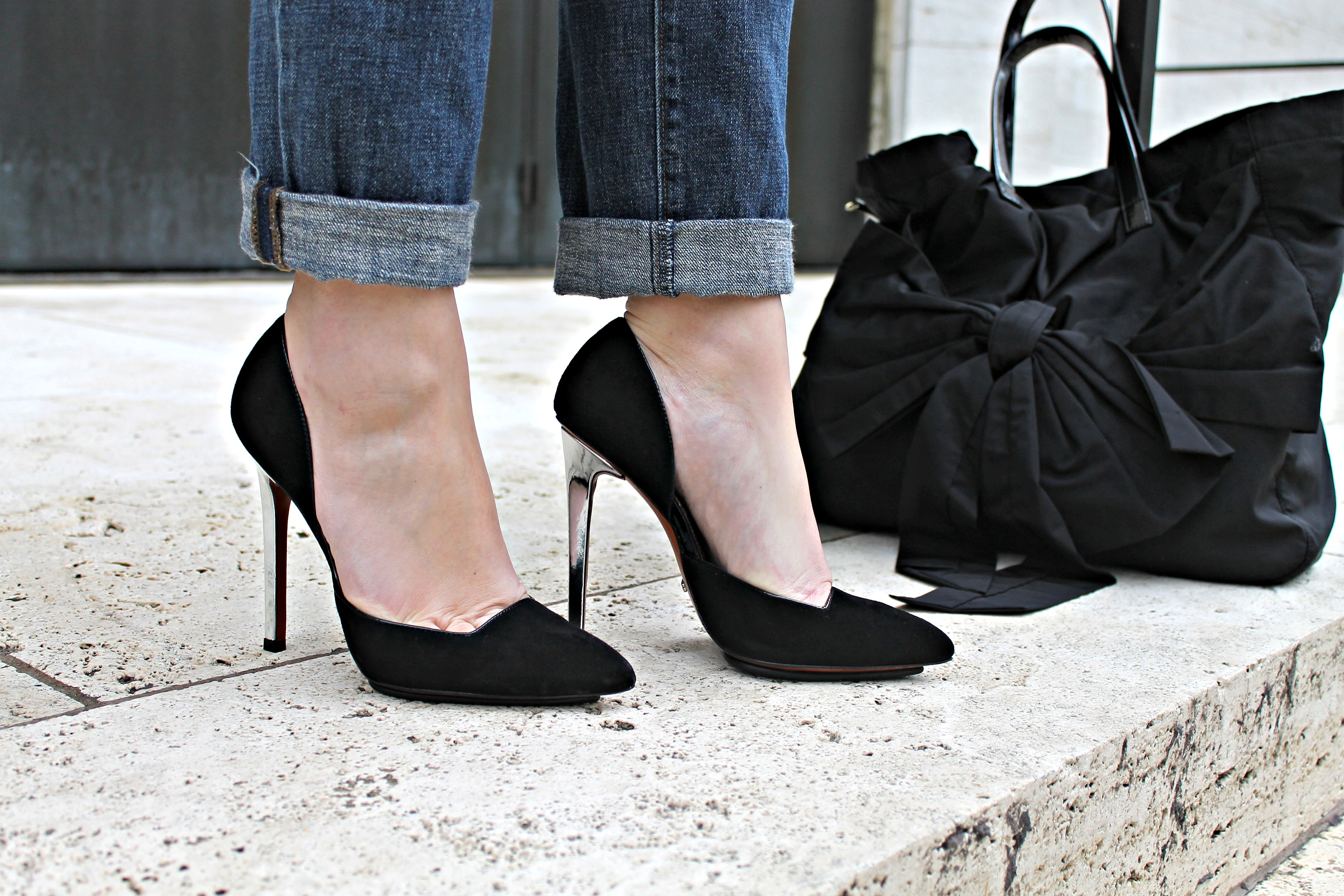 Schutz Shoes Schutz Shoes With Metallic