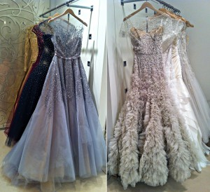 absolutely stunning reem acra gowns