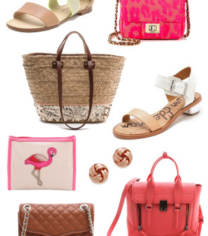 spring wish list shopbop