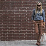 Polka Dot Chambray: Weekend to Work Day