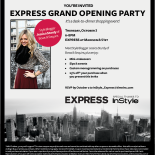 Desk to Dinner Event with Express