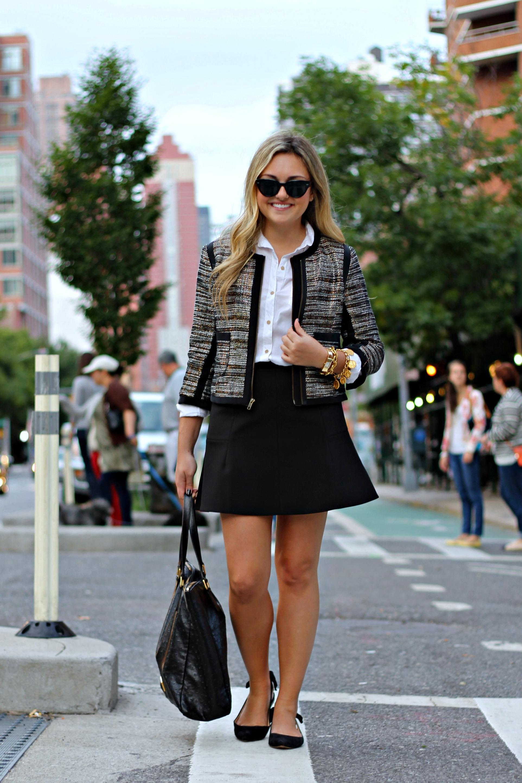 One Jacket, Three Ways — bows & sequins