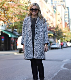 Ann Taylor Fall Coat