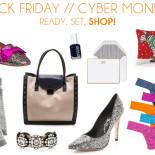 Black Friday // Cyber Monday
