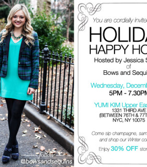 YK HOLIDAY HAPPY HOUR