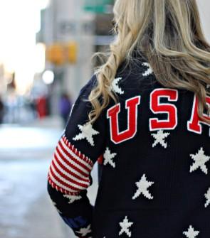 2014 Olympics Sochi Ralph Lauren USA