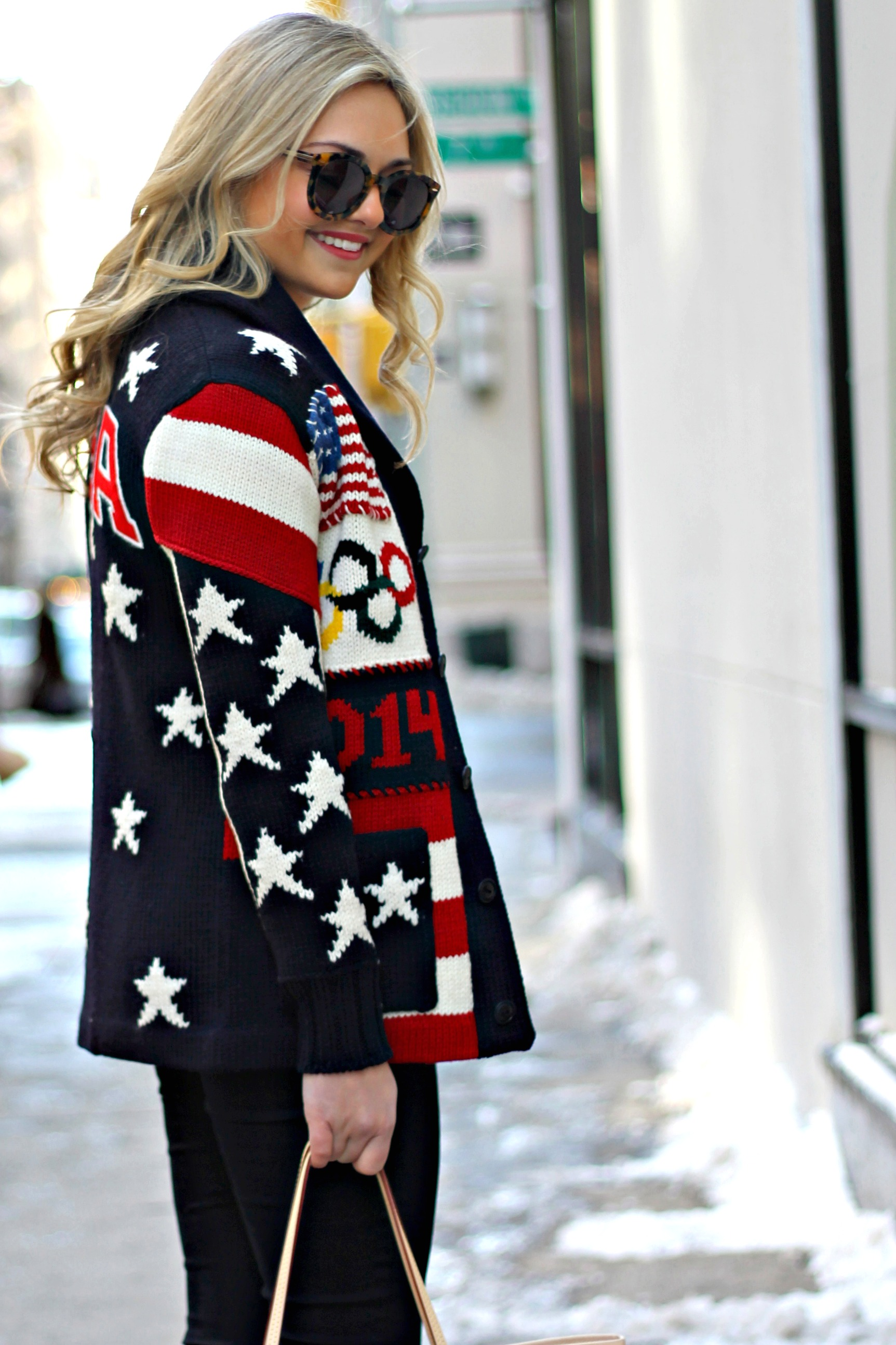 Go Bold or Go Home! Wild Team USA Sweaters Cause a Stir for Viewers and Collectors. By Trey Treutel | Feb 10, Tweet 3. Share 5. Pin 1 +1. 9 Shares. If you happened to catch the opening ceremony for the Sochi Winter Olympics, you were met with pageantry, fireworks and plenty of excitement for the upcoming games. TEAM USA.