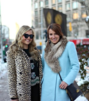 Bows & Sequins, Style Within Reach, New York Fashion Week