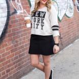 Skirts, Sweatshirts, & Slip-On Sneakers
