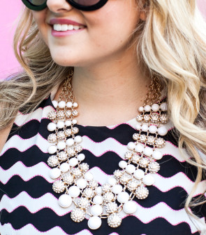 bauble bar nordstrom necklace