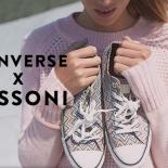 Converse x Missoni