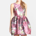 Floral Dress for Less