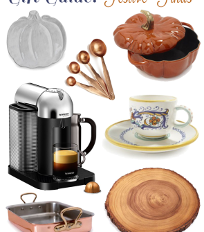 festive finds nespresso sur la table thanksgiving