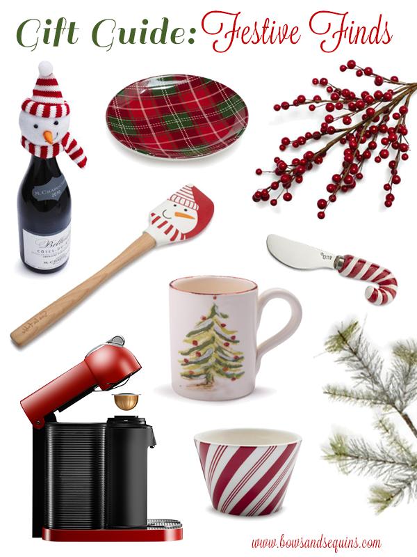 festive finds nespresso sur la table