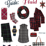 Gift Guide: Tartan & Plaid