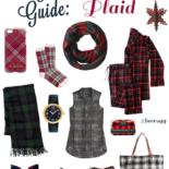 Gift Guide: Tartan & Plaid