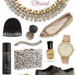 Gift Guide: Sparkle Obsessed