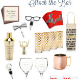 Gift Guide: Stock The Bar Cart