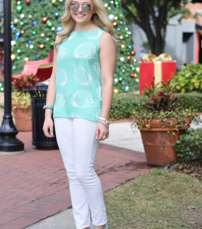 christmas in florida outfit