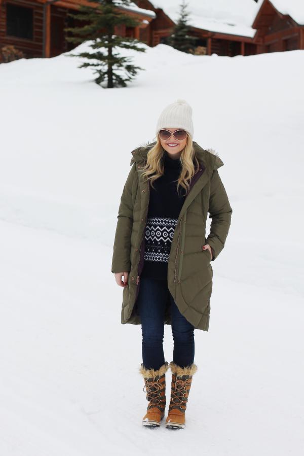 cute warm winter snow boots