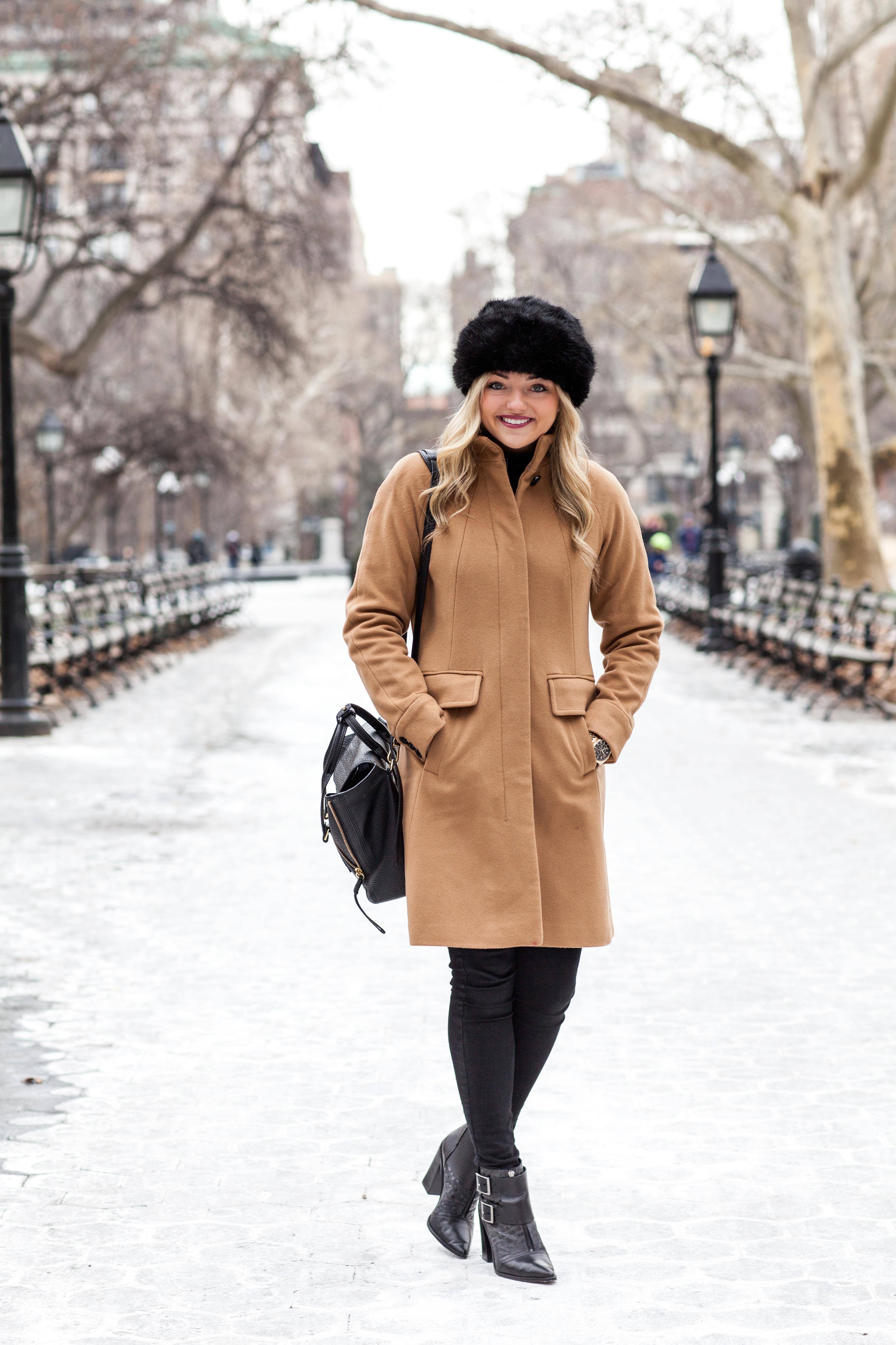 61a278618 washington square park snow winter — bows & sequins