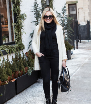 what to wear in the winter in new york city