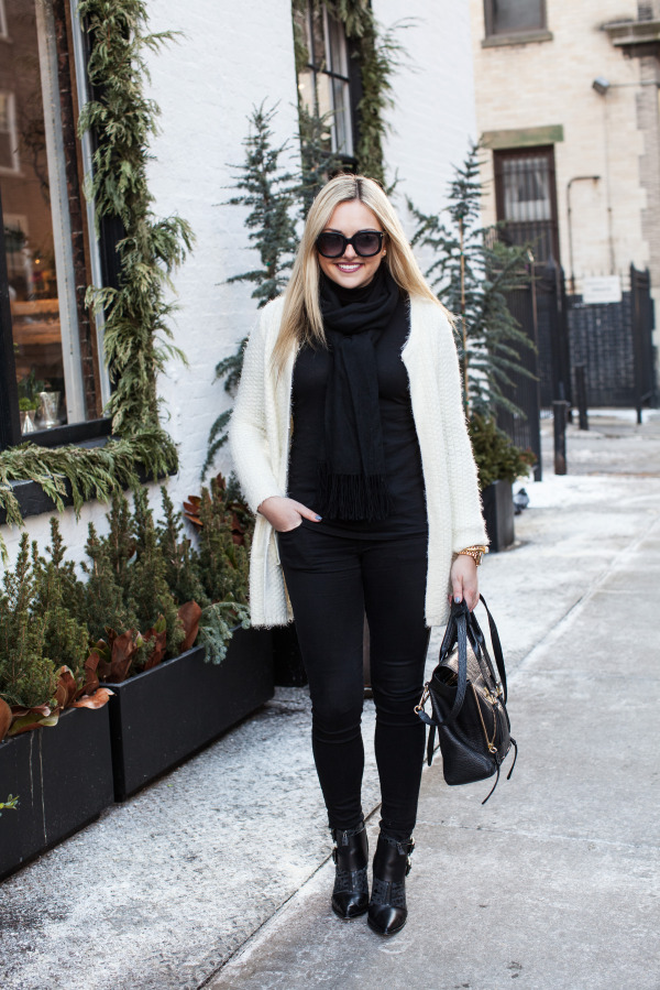 Bows & Sequins shares ten of her favorite winter outfits!