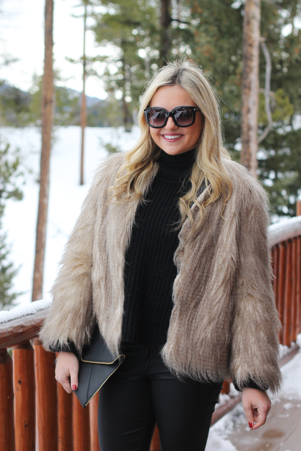 what to wear out on a ski resort