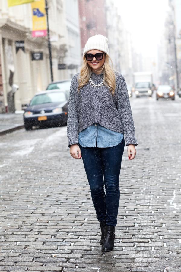 fashion blogger nyc soho